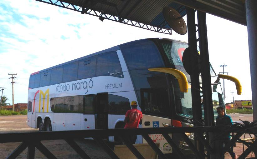 ブラジルの長距離バスの乗り方。事前に知っておくべき5つの注意点