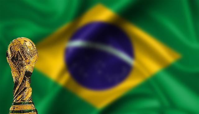 ブラジルサッカー選手のユニークなニックネーム10選!理由や由来も解説