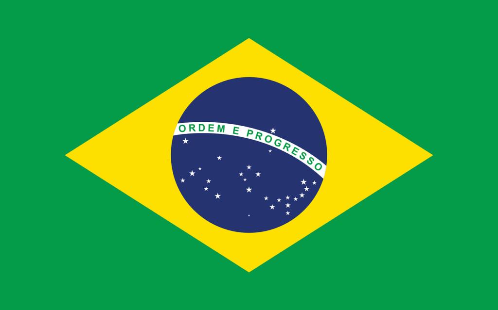 ブラジル国旗の意味   3つの色・星・文字の由来とは?